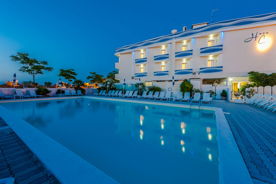 Swimming Pool Hotel In Rimini Hotels With Pool In Rimini Hotel Corinna